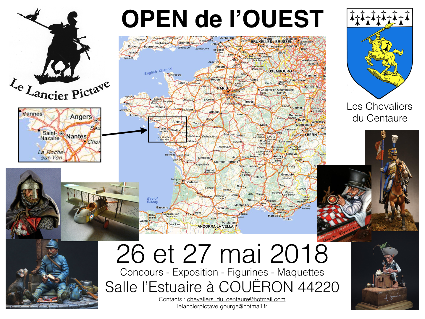 Flyer OPEN de lOUEST 2018